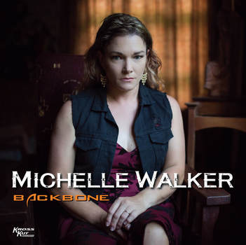 Michelle Walker Backbone cover artwork