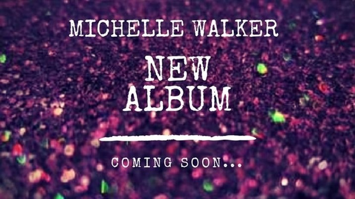 Michelle Walker new album picture
